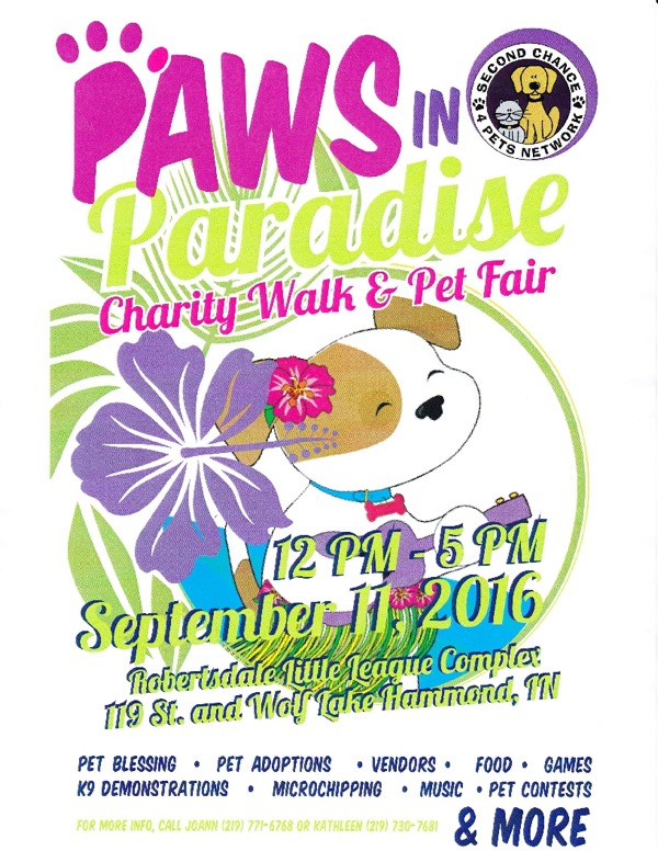 Paws in Paradise revised flyer